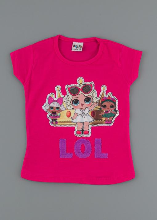 Детска тениска с кукли