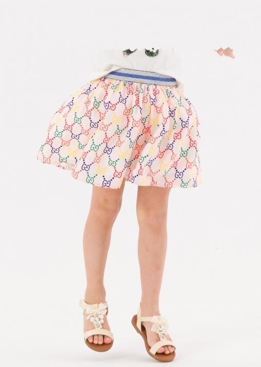 Детска пола с фигурки