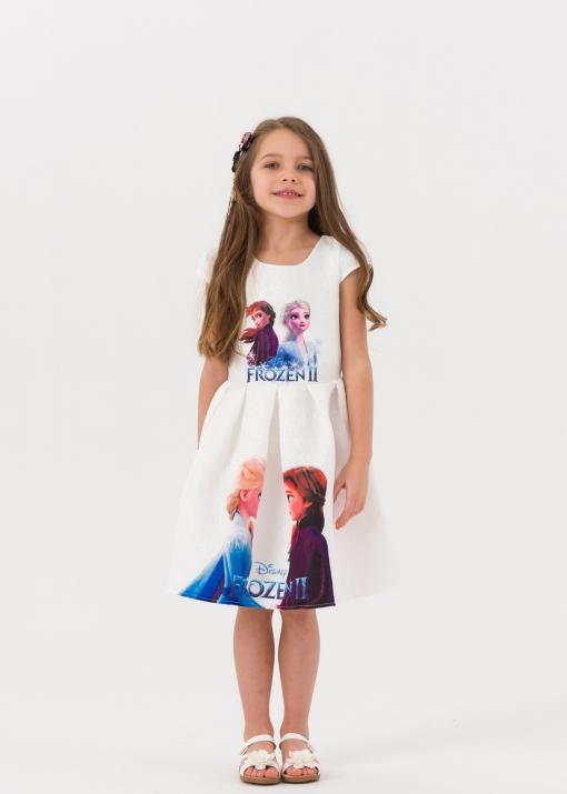 Детска рокля с принцеси