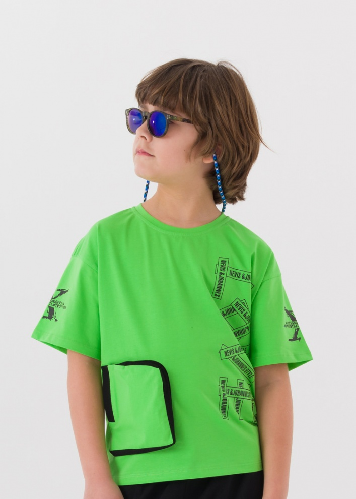Детска тениска с надписи