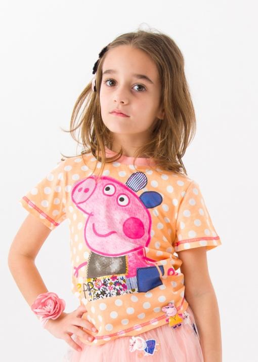 Детска тениска с анимационен герой