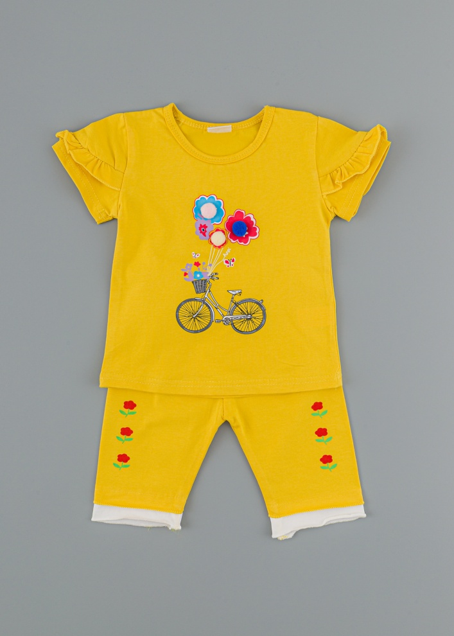 Детска комплект с колело