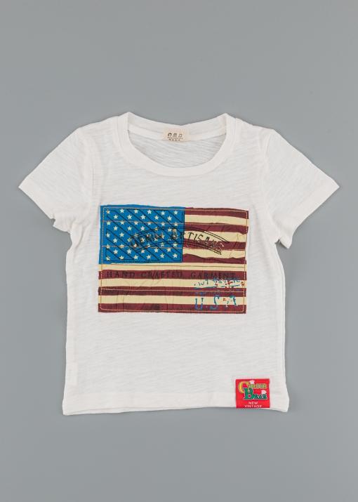 Детска тениска със знаме