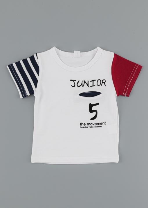 Бебешка тениска с надписи