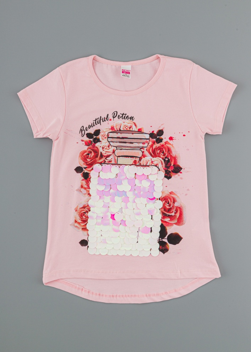 Детска тениска с парфюм