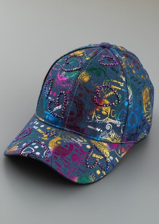 Юношеска шапка с козирка