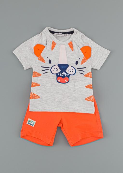 Бебешки комплект с тигърче