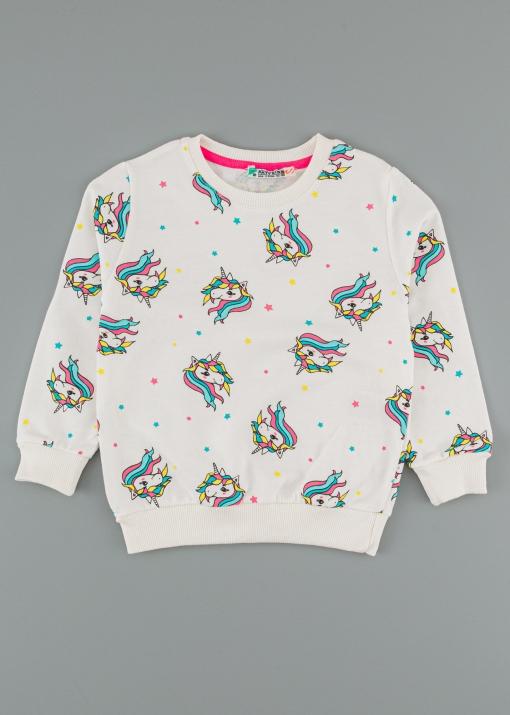 Детска блуза с еднорози