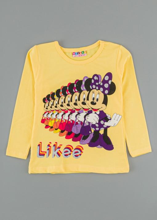 Детска блуза с анимационен герой