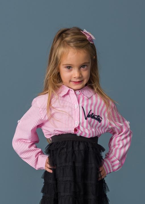 Детска раирана риза