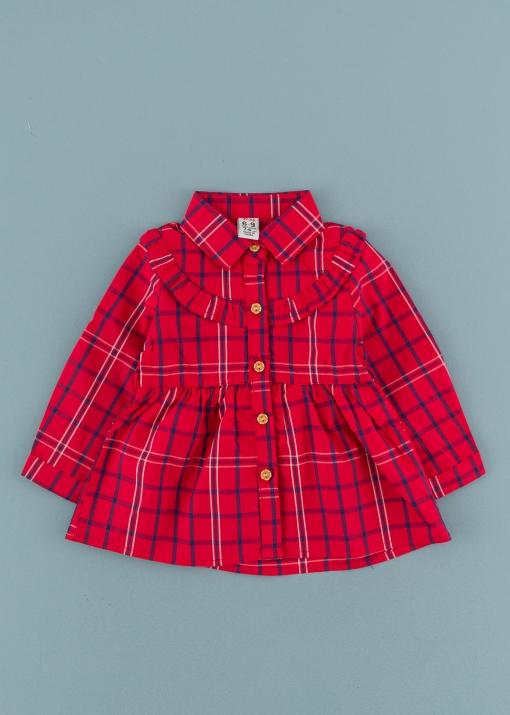 Бебешка риза каре