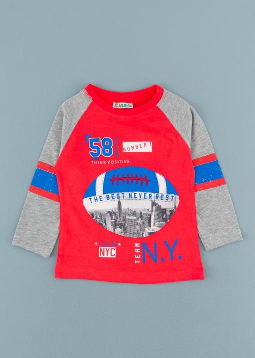 ДЕТСКА БЛУЗА NEW YORK
