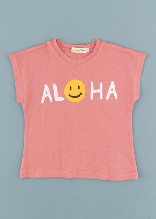 Детска тениска с надпис