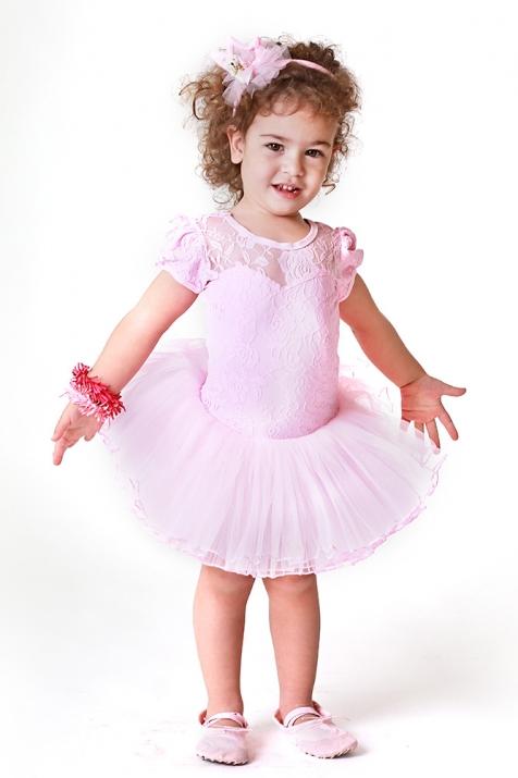 Детско балетно трико