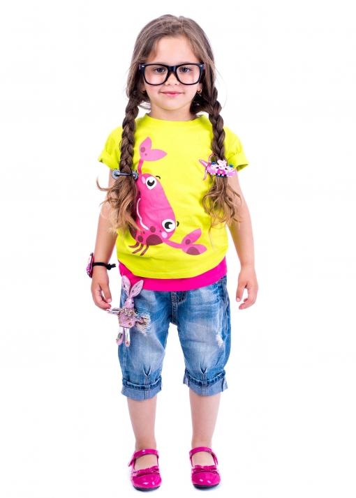 Детска тениска с раче