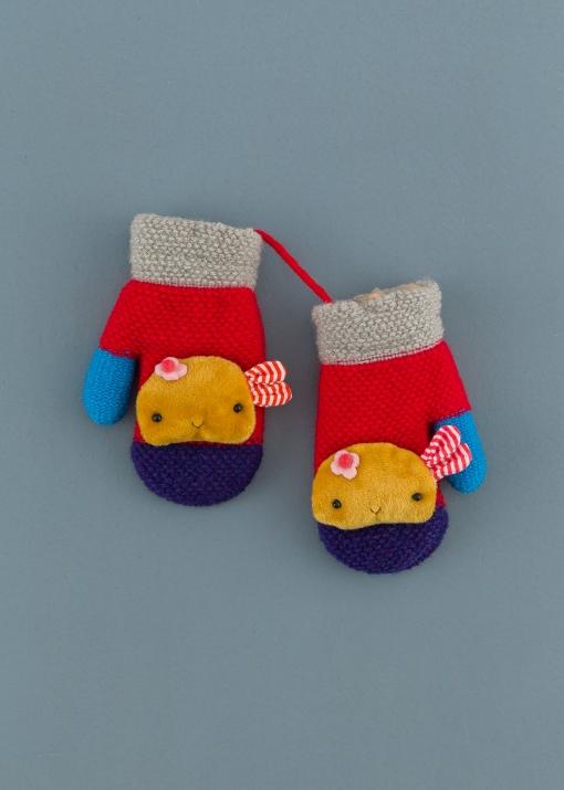 Детска тениска с цифра.