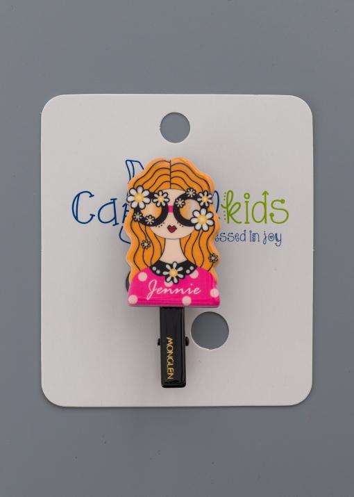 Детска тениска със сърце