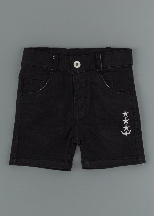 Детски къс панталон със звезди