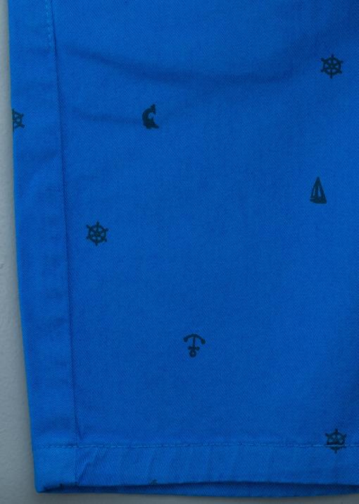 Детска лента за коса с цвете