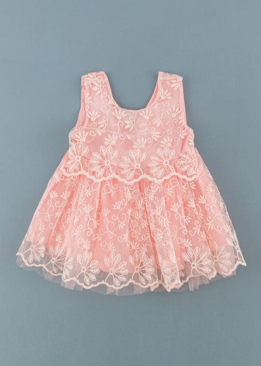 Детски пуловер с момиче