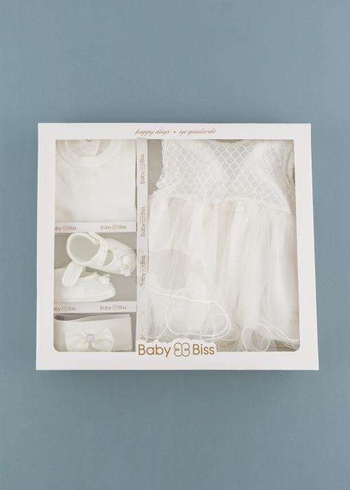 Детски пухкав пуловер с коте