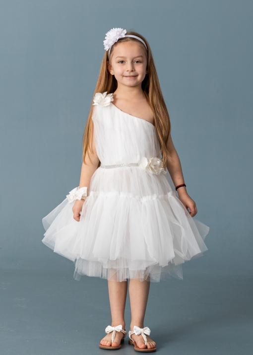 Детска туника плетиво