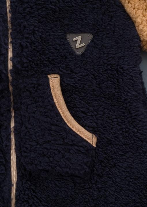 Детски пуловер със звезди