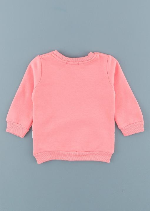 Детски трицветен пуловер