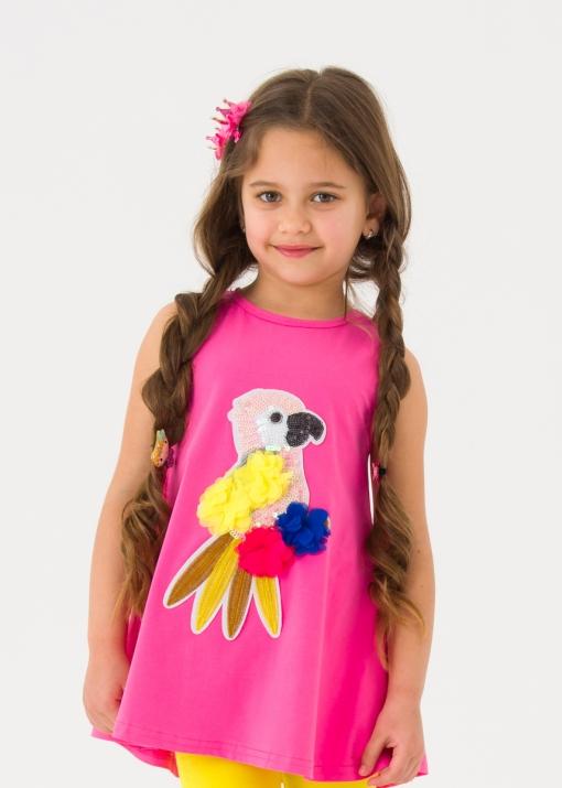 Детски потник с птицa