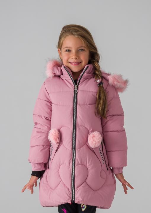Детско едноцветно яке