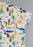 Детско-юношеска свободна туника