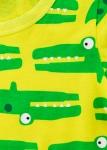 Детска тениска с крокодили