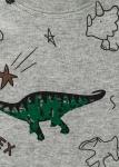 Детска блуза с динозаври