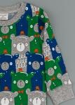 Детска блуза с мечета
