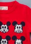 Бебешки пуловер с анимационен герой