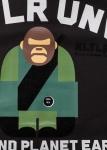 Детска тениска с маймунка