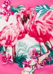 Детски потник с фламинго