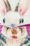 Детски потник със зайче