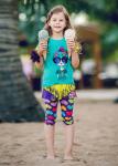 Детски клин със сърчица