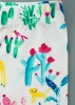 Детски цветен клин