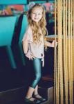 Детски клин с перлен ефект